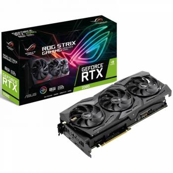 ASUS GEFORCE RTX STRIX 2080-8G-GAMING + 2 Juegos gratis