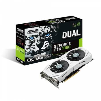 ASUS GTX 1060 DUAL-GTX1060-O3G + Bundle Fortnite