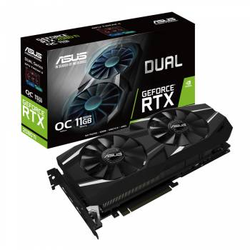 ASUS GEFORCE DUAL RTX 2080TI-A11G