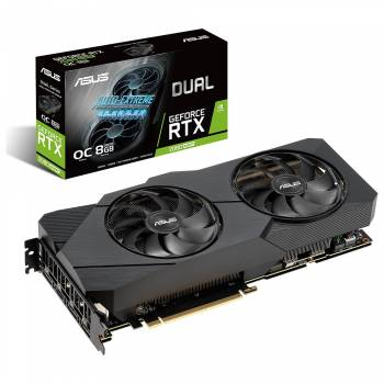 ASUS GEFORCE SUPER DUAL-RTX2080S-O8G-EVO