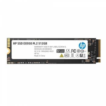 HP DISCO SSD EX950 M.2 512GB PCI E NVM