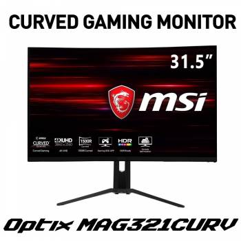 MSI MONITOR OPTIX MAG321CURV 31.5
