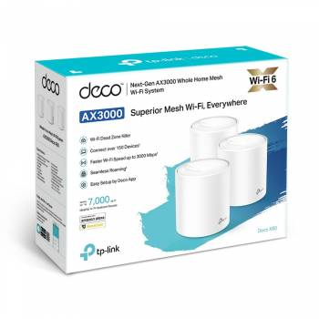TP-LINK ACCESS POINT DECO X60