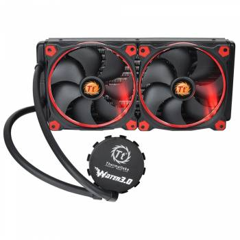 THERMALTAKE WATER 3.0 280 RIING RED CL-W138-PL14RE-A