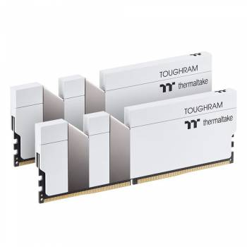 THERMALTAKE TOUGHRAM DDR4 3200MHZ WHITE16GB(2X8)3200C16A