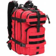 WOLFWARRIORX MOCHILA TACTICA SMALL RED