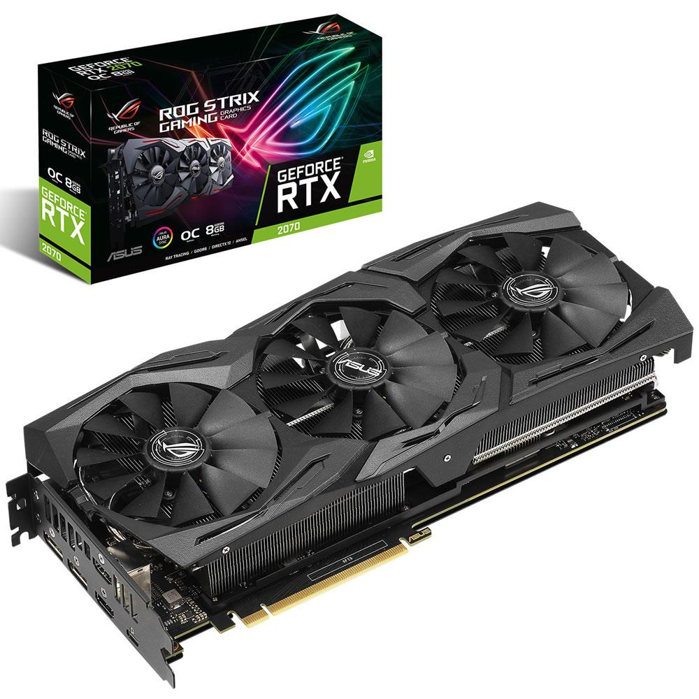 ASUS GEFORCE RTX 2070 -O8G-GAMING