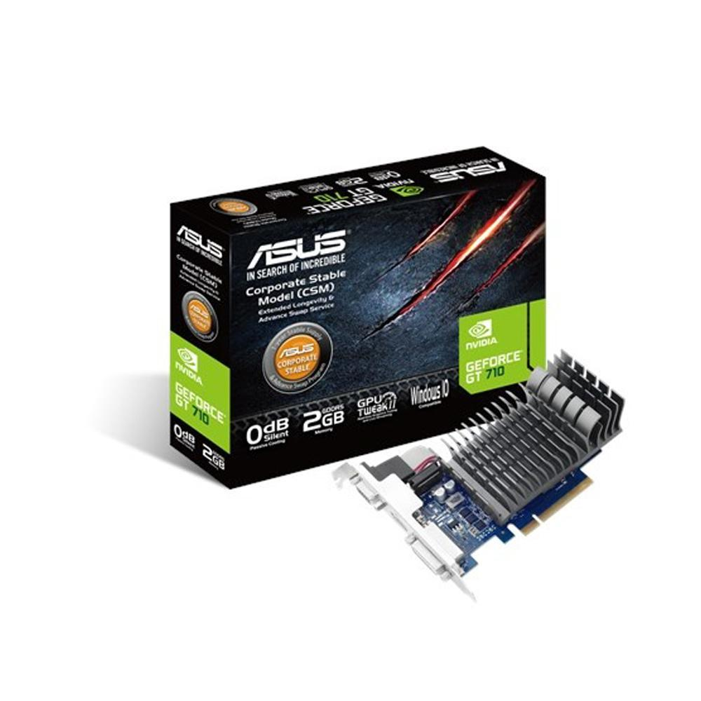 ASUS GEFORCE GT 710-2-SL-CSM