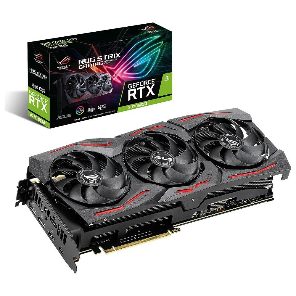 ASUS GEFORCE SUPER ROG-STRIX-RTX2070S-A8G-GAMING