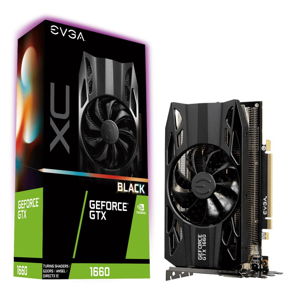 EVGA GEFORCE GTX 1660 06G-P4-1161-KR