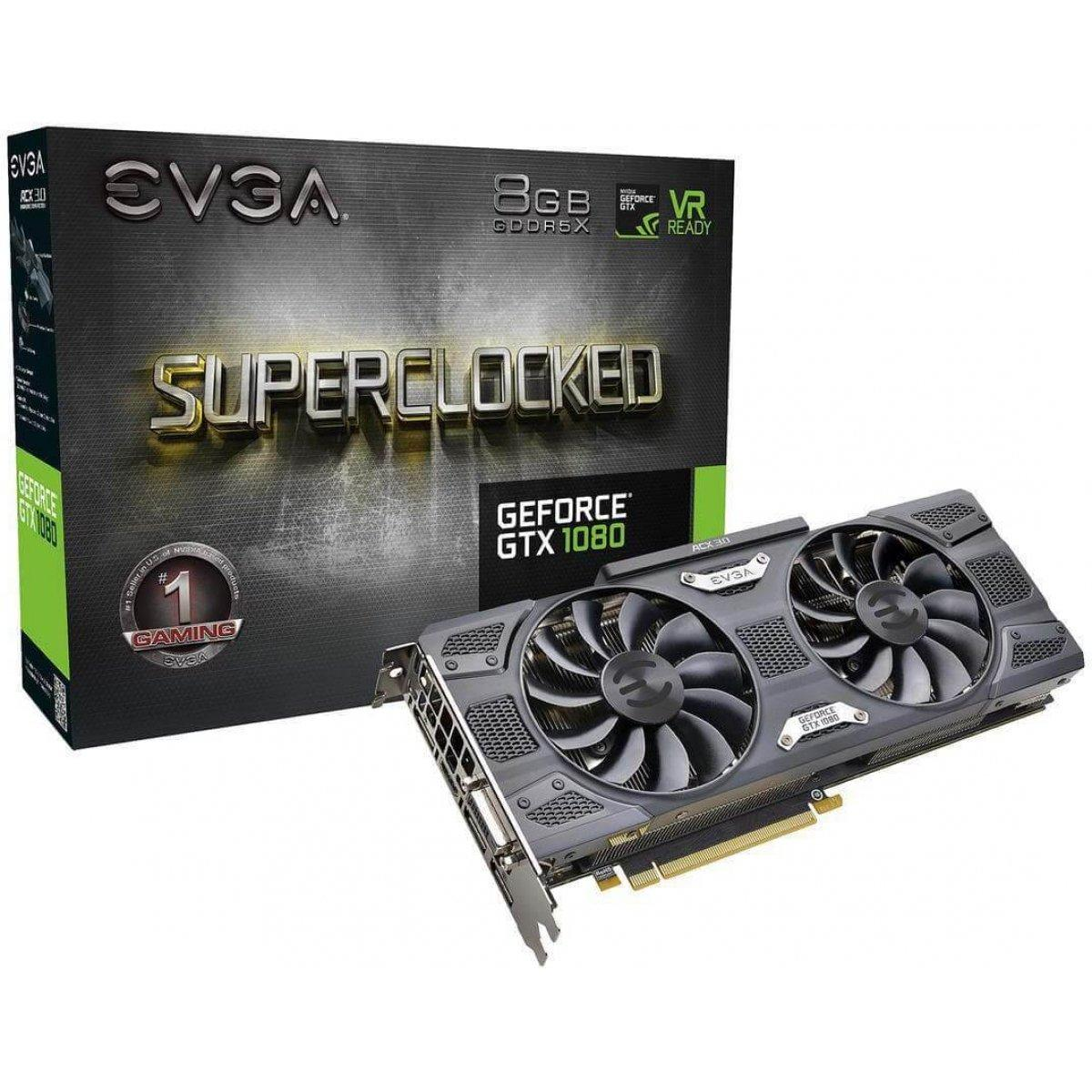 EVGA GEFORCE GTX 1080 5186-KR