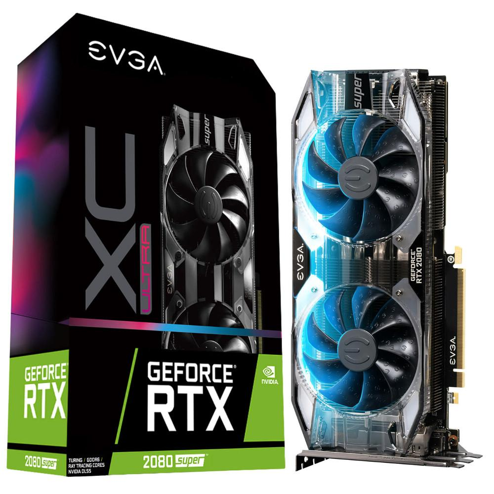 EVGA GEFORCE RTX 2080 SUPER 08G-P4-3183-KR