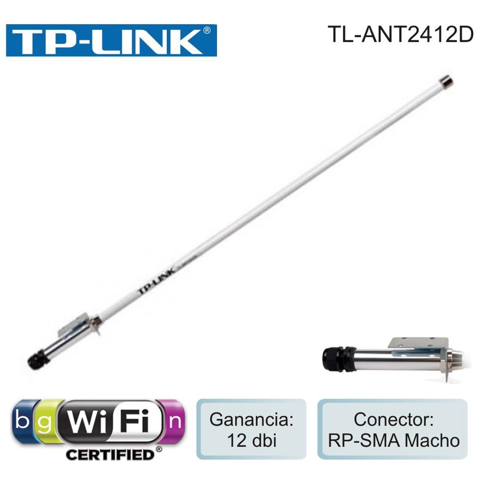 TP-LINK ANTENA OUTDOOR ANT2412D